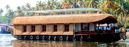 3 bed room houseboat