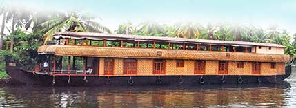 5 bed room houseboat