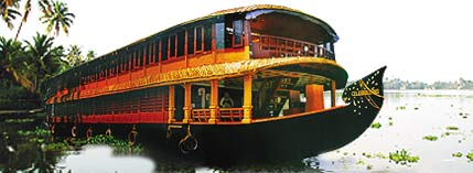 6 bed room houseboat