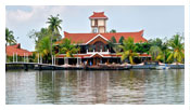 Hotel in Alleppey
