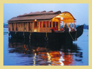 houseboats at alleppey