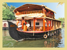 houseboats in kerela