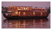 Night In A Houseboat